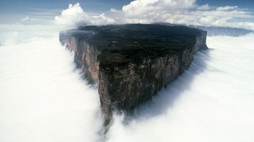 mountroriama 10 Amazing Places On Earth