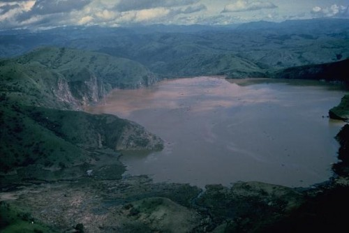 Nyos Lake e1296628986541 10 Most Amazing Crater Lakes in the World