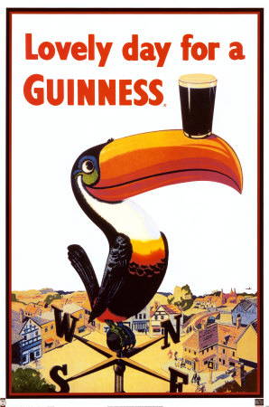 guinness toucan National Birds of the World